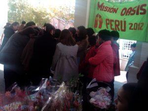 Misión Perú