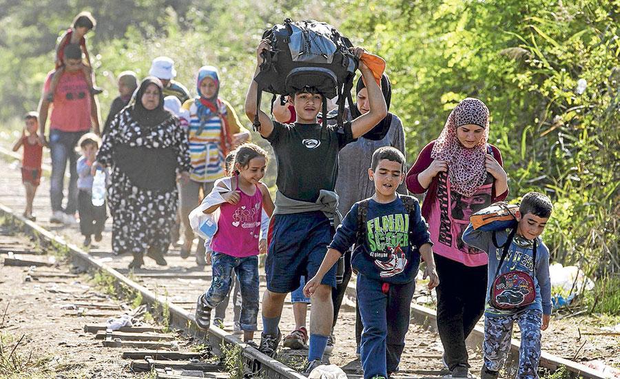 La crisis de los refugiados en Europa