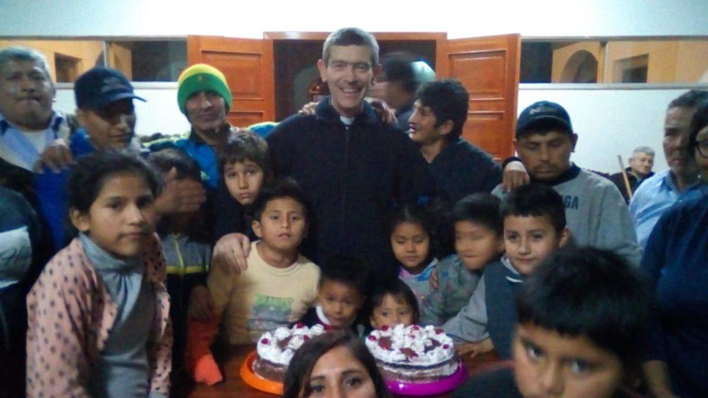 Nueve años en Perú