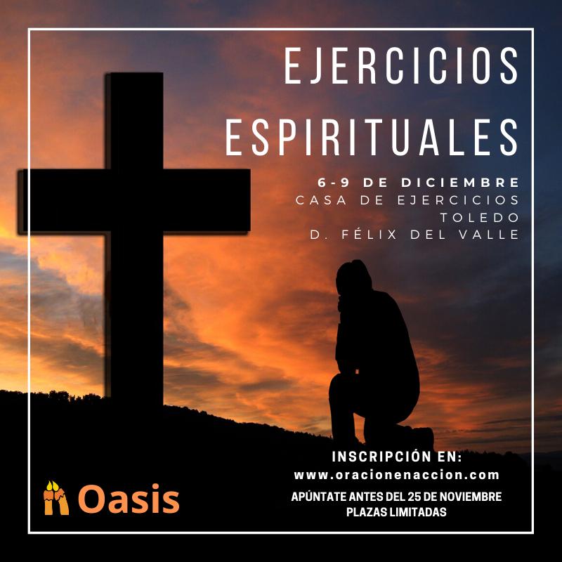 Ejercicios Espirituales – Diciembre 2019