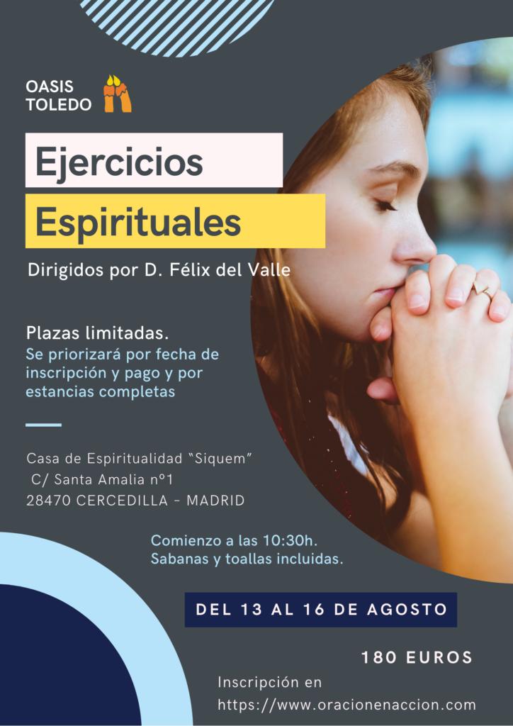 Ejercicios espirituales 2021